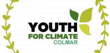 Logo Youth for Climate Colmar